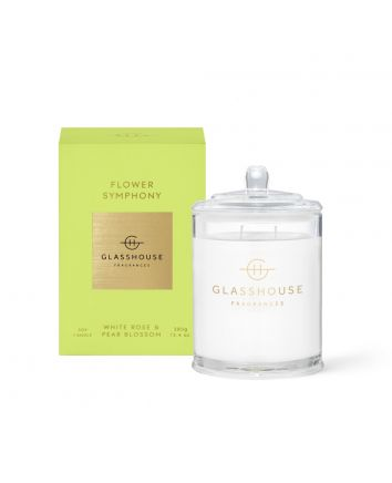 Flower Symphony - 380gm Candle