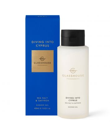 Diving Into Cyprus - 400ml Shower Gel