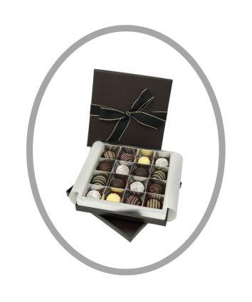 CHOCOLATE TRUFFLE ASSORTMENT 16 piece