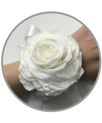 Wrist Corsage - Single Rose