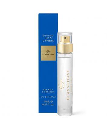 Diving Into Cyprus - 14ml Eau de Parfum
