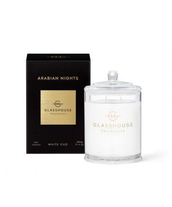 Arabian Nights - 380gm Candle