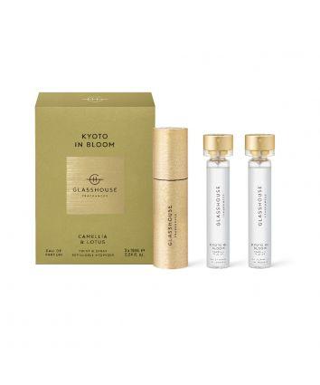 Kyoto In Bloom - 19ml  x 3 Eau De Parfum Set